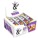 Barra Mixed Nuts Cranberry S/gluten 12 Und X 30g Ejoy