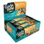 Barra Nuts Zero Açúcar Banana e Quinoa C/12 - Cuida Bem
