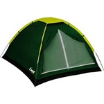 Barraca Camping Iglu 3 Pessoas Verde - Belfix