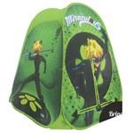 Barraca Portátil Zippy Toys Bp17cn Cat Noir Verde