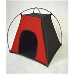 Barraca Toca Pet Camping P/ Cães e Gatos Tubline