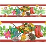 Barrado Pronto Carroça de Flores - Isamara Custódio