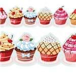 Barrado Pronto Cupcake - Isamara Custódio
