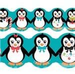Barrado Pronto Pinguim Blue - Isamara Custódio