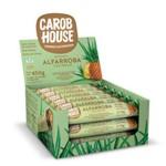 Barrinha de Alfarroba com Abacaxi Cx18 Carob House