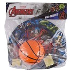Basket Bola com Tabela Avengers - Etitoys