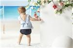 Bata com Cobre Fralda Infantil Menina Grow Up em Algodão Greece