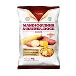 Batata Doce e Mandioquinha Chips Fhom 45g