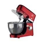Batedeira Planetária 700w 127v Ba1001v Vermelha Master Chef