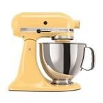 Batedeira Stand Mixer Amarela 110V Kitchenaid