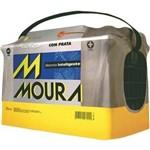 Bateria Automotiva Moura 80ah 12v Inteligente Selada 80rd/Re - Moura - Direito