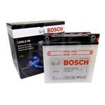 Bateria Bosch Moto 5,5ah - 12n5.5-3b - Ventilada ( Ref. Yuasa: 12n5.5-3b )