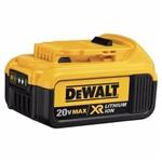 Bateria de Ion Lition 20v Max Xr 4.0 Ah - Dcb204-b3 - Dewalt