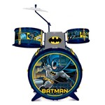 Bateria Infantil - Dc Comics - Batman - Fun