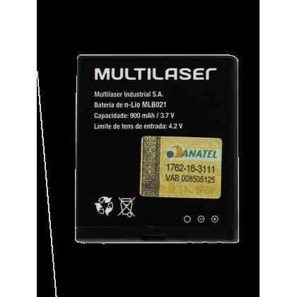 Bateria MLB021 - FLIP VITA (P9020, P9021, P9043) Multilaser - PR066 PR066