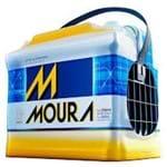 Bateria Moura 60ah - MO60GD - Original de Fábrica.