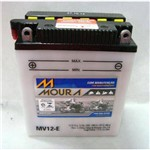 Bateria Moura Moto MV12-E CB 400/ CB 450 DX