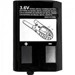 Bateria Recarregavel Aa 3,6V 650MAH para Talkabout 53615 Motorola
