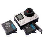 Bateria Recarregável Telesin para Câmeras Hero 4