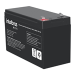 Bateria Selada Intelbras XB1270 VRLA 12V 7A Alarme   InfoParts