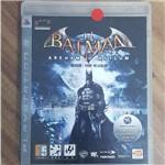 Batman Arkham Asylum Game Of Year (versão em Japonês) - Ps3