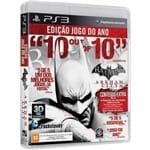Batman Arkham City - Goty Edition - Ps3