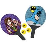 Batman/coringa 2raquetes+3bola