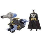Batman e Batimoto 15 Cm - Mattel