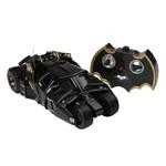 Batmóvel Carrinho Controle Remoto 7 Funções - Candide