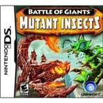 Battle Of Giants: Mutant Insects Ds