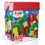 Bau 120 Peças - Tand Kids
