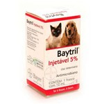 Baytril Injetável 5 - 10ml