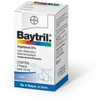 Baytril Injetável 5 Bayer 10 Ml