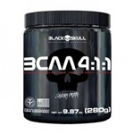Bcaa 4:1:1 - 280g Açai & Guarana - Black Skull