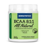 Bcaa 8:1:1 Newnutrition All Natural 300g Limão