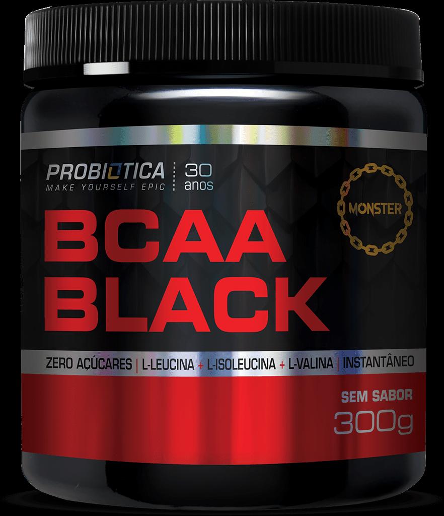 BCAA Black (300g) Probiótica