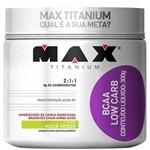 Bcaa Low Carb (300g) - Max Titanium