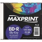 BD-­R Slim Maxprint 25GB/135min 2x