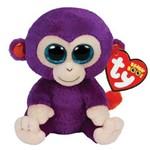 Beanie Boos Coleção Pelúcia Boos Ty Grapes o Macaco 16cm