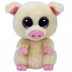 Beanie Boos Coleção Pelúcia Boos Ty® Piggley The Pig