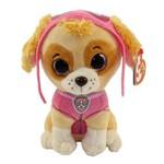 Beanie Boos Patrulha Canina - Skye - Dtc