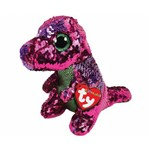 Beanie Boos Stompy com Paetes Flippables Lantejoula 22 Cm Ty