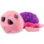 Beanie Boo's Tartaruga Rosa Flor Rosie - DTC