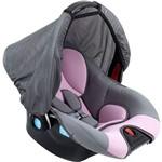 Bebê Conforto 0 a 13kg Cinza/Rosa - Cosco