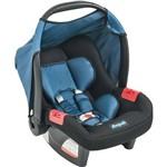 Bebê Conforto Burigotto Até 13kg Touring Evolution se Preto/azul