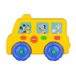 Bebê Musical I Ônibus Disney Dican