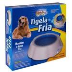 Bebedouro Refrescante Tigela Fria para Cães e Gatos 470ml Western Pet-452
