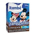 Bebida Láctea Itambé Itambezinho Chocolate com 200ml