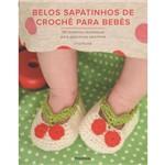 Belos Sapatinhos de Croche para Bebes