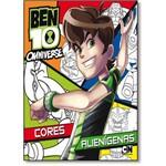 Ben 10 Omniverse Cores Alienígenas - Livro de Colorir